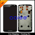 100% tested Original For Motorola MOTO X Play LCD Moto xt1561 XT1562 XT1563 LCD Touch Screen Assembly With Frame Free shipping