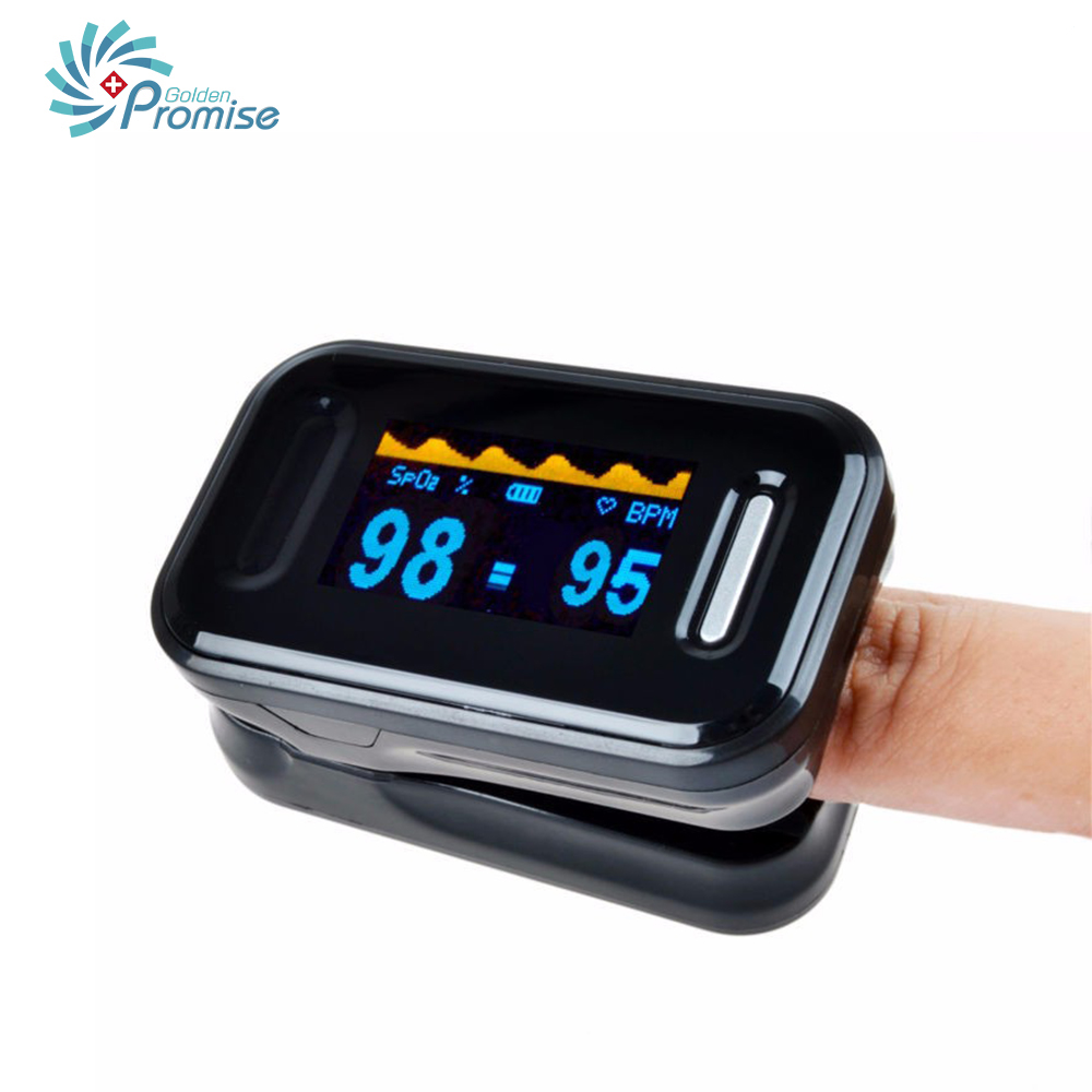 GPYOJA New Design digital blood oxygen monitor pulsoximeter Finger Oximetro de dedo Fingertip Pulse Oximeter Pressure sensor  gpyoja probe heart pulse rate blood oxygen sensor paitent monitor spo2 finger oxi meter