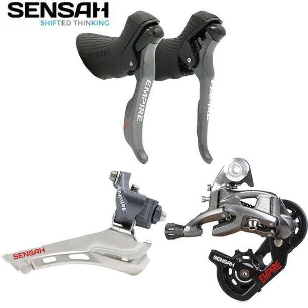 SENSAH Империя 2x11 скорость Велосипедный спорт переключатель набор дорога набор велосипедных компонентов s 11 s groupset дорожный группа для shimano sram