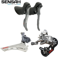 SENSAH EMPIRE 2x11 speed Bicycle Derailleur set road bike groupset 11s groupset Road bicycle group for shimano sram