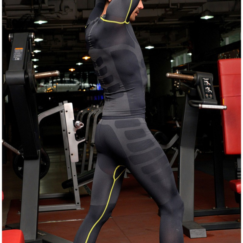 c14e6d0d2 Men Compression Pants Tight Under Skin Gear Bottom Suit-in Skinny Pants  from Men's Clothing on Aliexpress.com | Alibaba Group