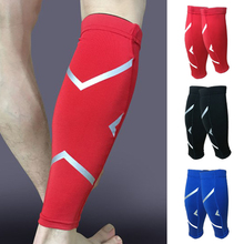 JETTING Men Women Safety Compression Cycling Legwarmers Sport Running Legging Basketball Soccer Leg Warmers Tights Sportswear(China)