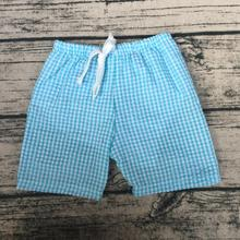 22eb23ac6 boys quick dry swimming wear baby summer shorts for beach toddler cool seersucker  shorts wholesale(