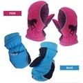 1-2y Good Quality Baby Winter Mitten  Boys Girls Outdoor Warm Gloves Waterproof Windproof