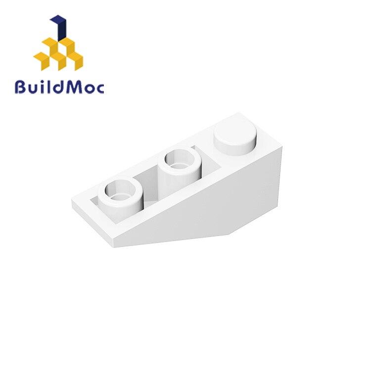 BuildMOC Compatible Assembles Particles 4287 For Building Blocks Parts DIY LOGO Educational Creative Gift Toys