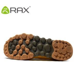 Image 3 - RAX Outdoor oddychające buty górskie mężczyźni lekkie spacery trekkingowe buty wędkarskie sportowe trampki męskie odkryte trampki męskie