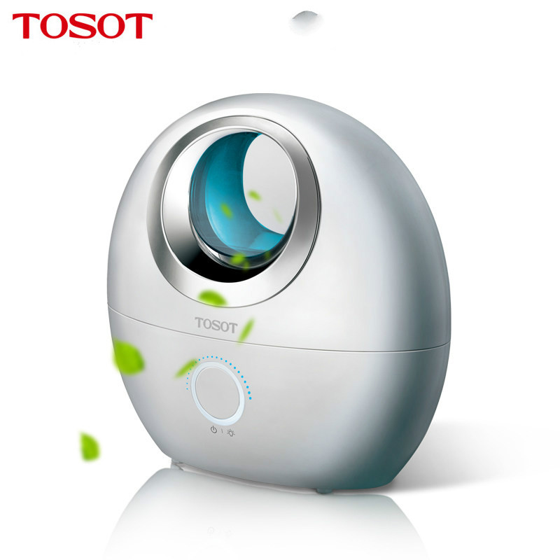 TOSOT humidifier SC-2002-WG Household Mute Aromatherapy office Air conditioning humidifier floor style humidifier home mute air conditioning bedroom high capacity wetness creative air aromatherapy machine fog volume