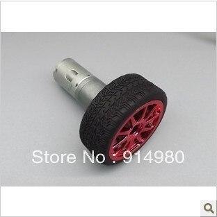 Wheel shaft league apparatus L motor bracket DIY 9 v DC gear motor car tyres suit intelligent robot