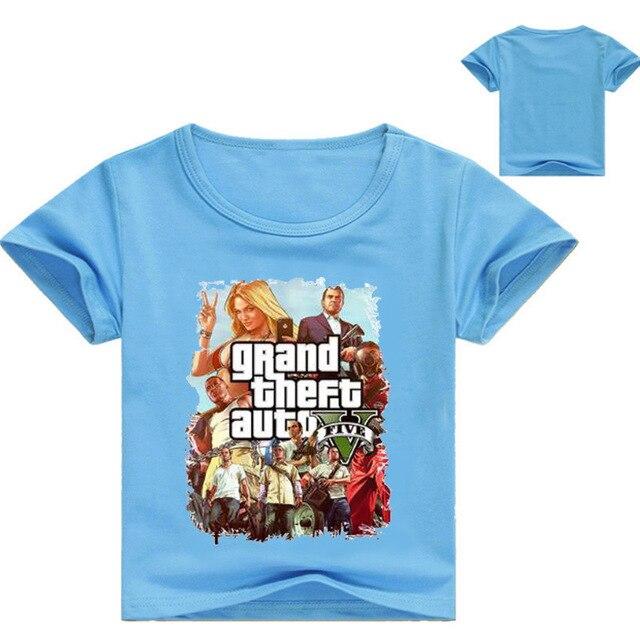 d0d031d23 3 4 5 на возраст 6, 8, 10, 12 лет Y Обувь для мальчиков футболка GTA ...