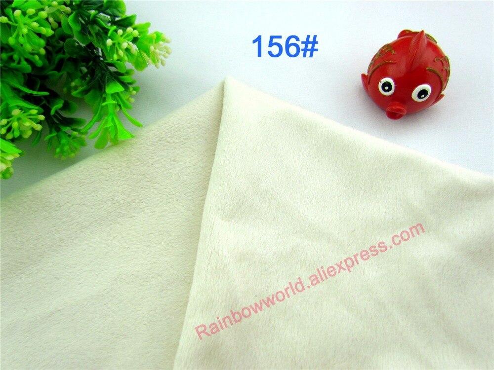 7fbd2363346ea 156   كريم اللون ستوكات مينكي لينة velboa تريكو قصير الشعر النسيج للخياطة  ملاءات السرير أريكة القط كلب البيت (10 أجزاء)