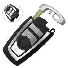 4 Buttons Replacement Car Smart Remote Key Case Shell Cover for BMW 5 7  Series top quality and favorable price for centurion smart 1 smart 2 smart 4 remote replacement