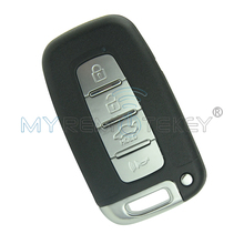 Smart Remote Key акцент Elantra IX35 Smart Key 4 button 434 мГц для Hyundai remtekey