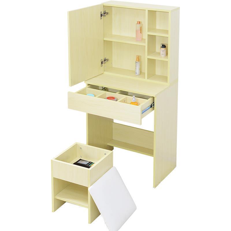 Coiffeuse Cabinet Mdf Tablo Vanity Makeup Table Camera Da Letto Wooden Korean Penteadeira Quarto Bedroom Furniture Dresser