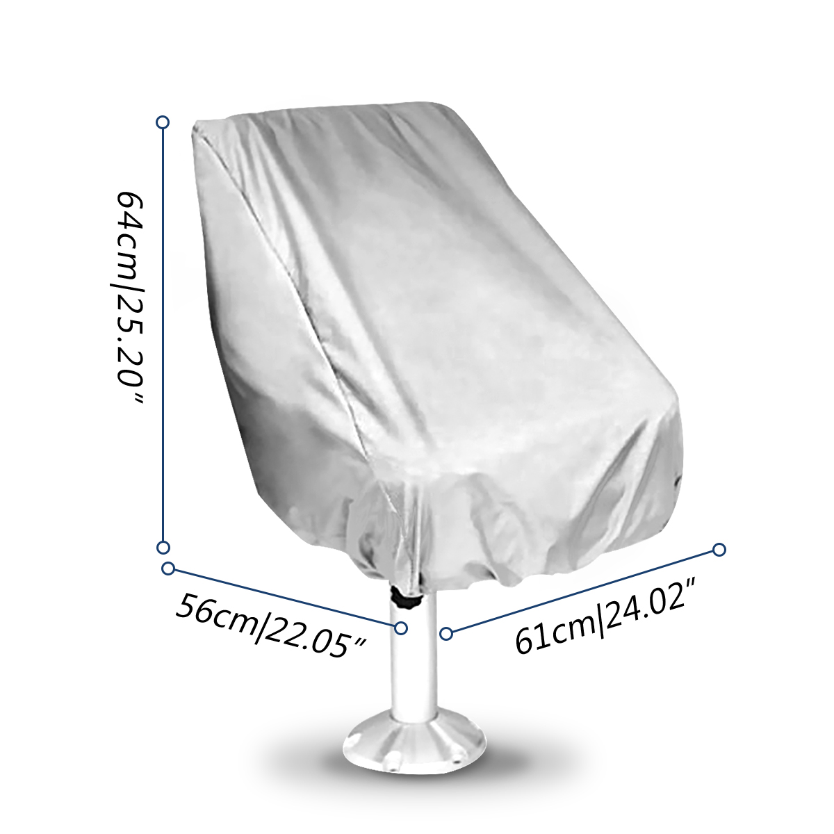 Boat Seat Cover Dust Waterproof Seat Cover