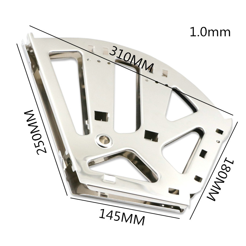 Stainless Steel Shoe Cabinet Hardware Flip Frame Connector Movable Plate Frame Type Metal Hidden Over Fitting HingeStainless Steel Shoe Cabinet Hardware Flip Frame Connector Movable Plate Frame Type Metal Hidden Over Fitting Hinge