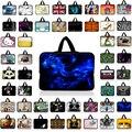 10 11.6 13.3 14 15 15.6 17 17.3 Polegada azul dragão bolsa para laptop manga notebook caso saco do mensageiro laptop tablet manga para ipad macbook