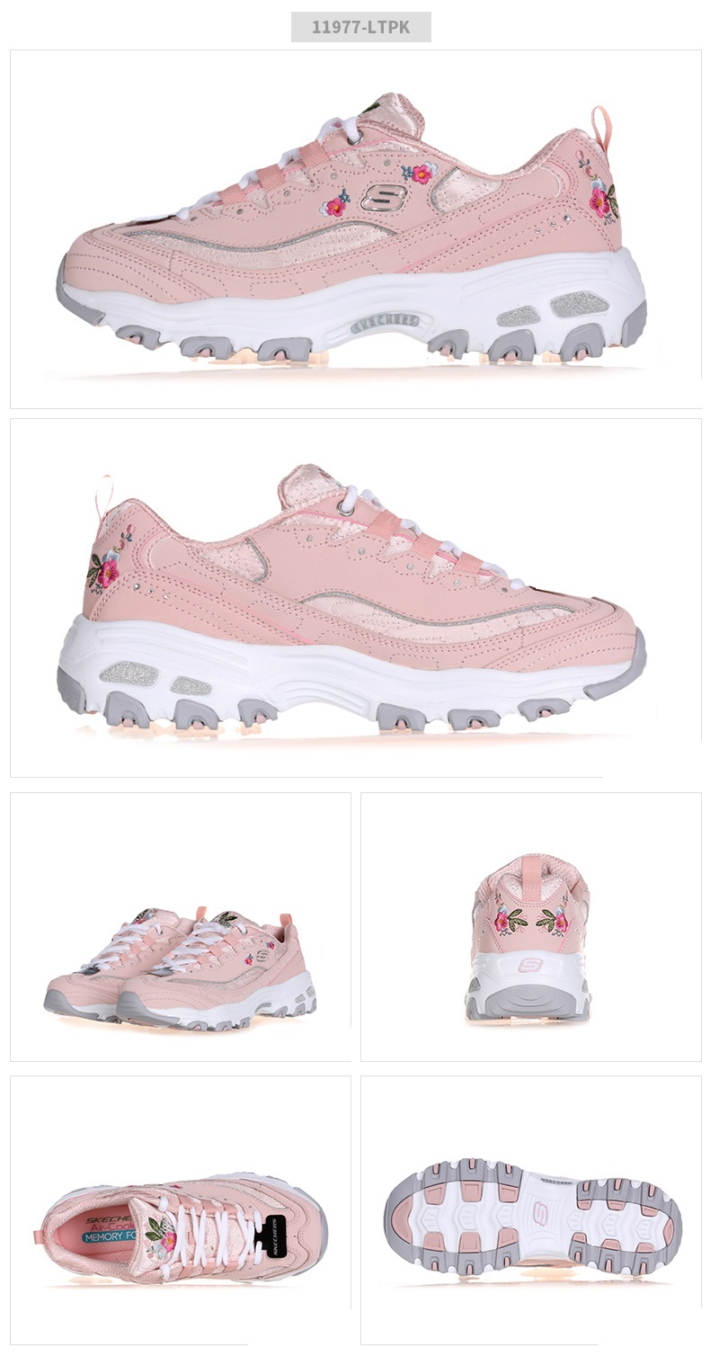 dlilites sapatos casuais 11977-ltpk