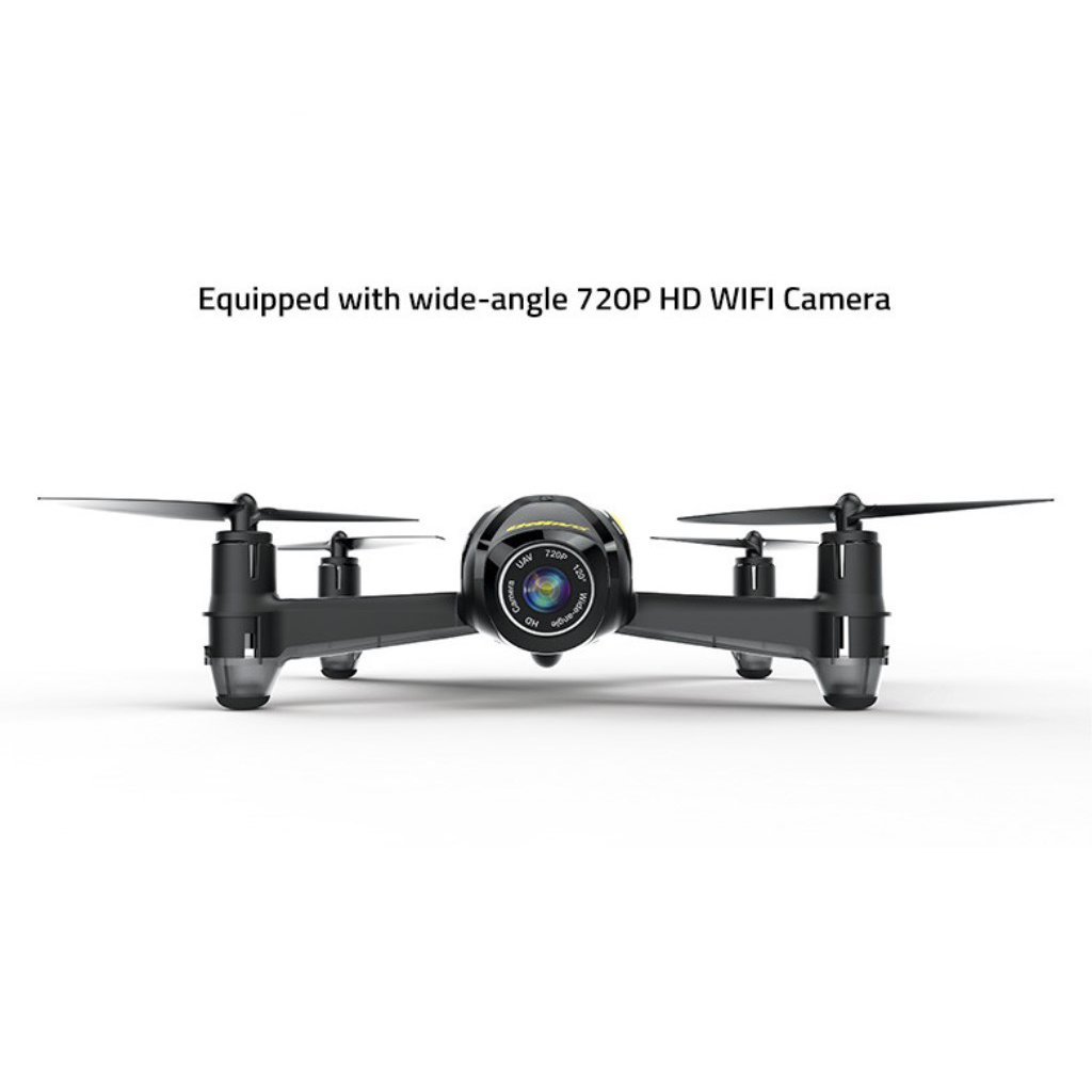 RC Drone HD Camera WiFi Transmitter 2.4G RTF Aerial Photography UFO RC Quadcopter Toys Gift for Beginners Children Adults - 5