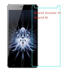 На Алиэкспресс купить стекло для смартфона tempered glass screen protector screen glass film for vkworld discover s1 for vkworld k1