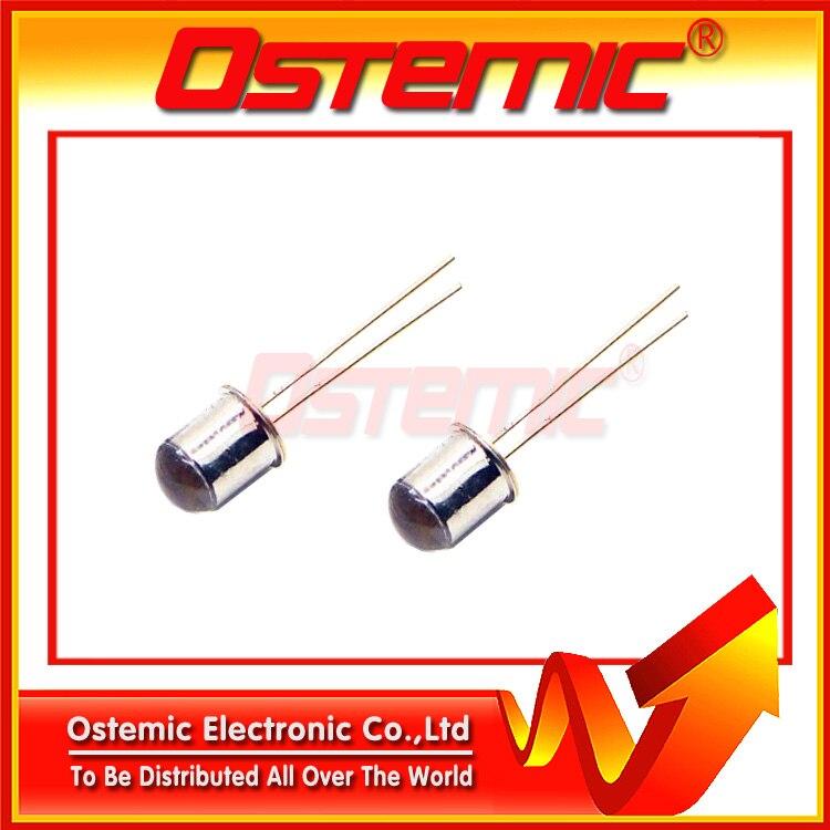 10Pcs SFH409-2 SFH409 GaAs Infrared Emitter Diode DIP-2