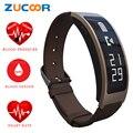 B3 + Faixa De Pulso Inteligente Bluetooth Talkband Conversa Freqüência Cardíaca Pulseira Homens Fitness Esporte Rastreador Wearable Dispositivo Pressão Arterial de Oxigênio