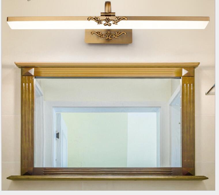 41 cm 51 cm 61 71 cm lampada espelho do banheiro a prova d agua retro