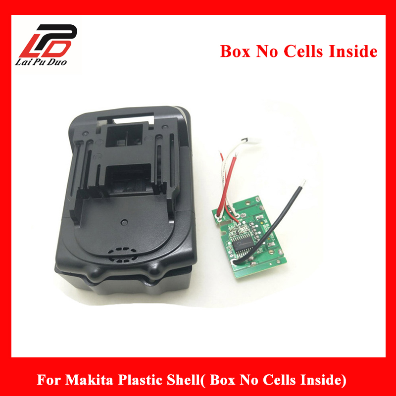 BL1430 Battery Case+ Board For MAKITA 194230-4 BL1430 LXT400 Li-ion Battery (no battery cell)