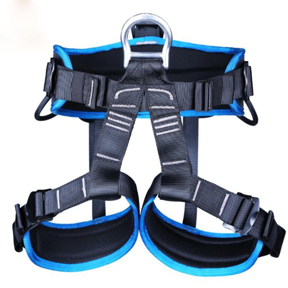 Image 3 - XINDA TUPA Outdoor Tree Surgeon Arborist Rock Climbing Harness Falling Protection Safety Belt Rappelling Escalade Equipment-in Climbing Accessories from Sports & Entertainment
