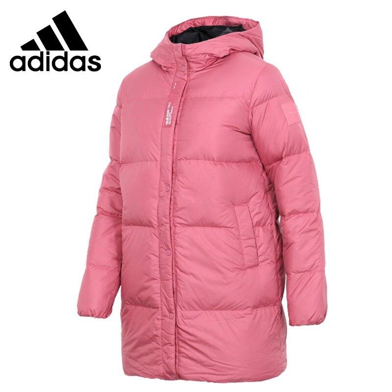 Оригинальный Новое поступление 2018 Adidas NEO Label UT JKT вниз женский пуховик пеший Туризм вниз спортивная одежда