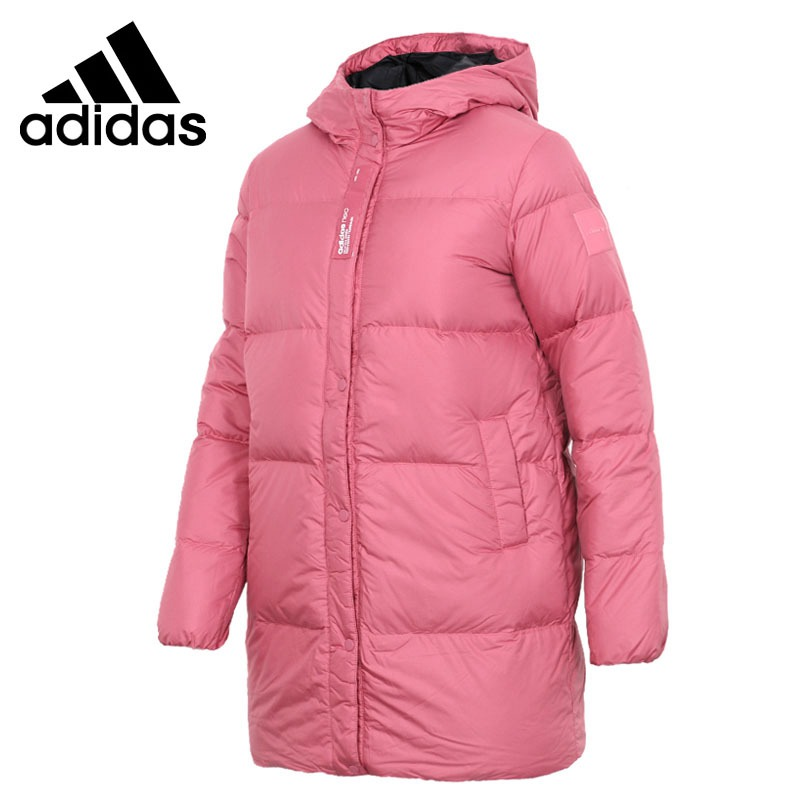 Original Nouvelle Arrivée 2018 Adidas NEO Étiquette UT JKT VERS LE BAS des Femmes Vers Le Bas manteau Randonnée Vers Le Bas de Sport