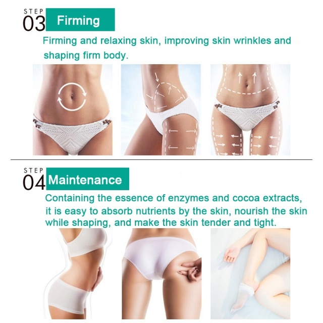 Slimming Cellulite Removal Cream Fat Burner Weight Loss Slimming Creams Leg Body Waist Effective Anti Cellulite Fat Burning 4