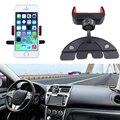 Universal de múltiples funciones del coche auto sostenedor del teléfono 360 grados de rotación de montaje ranura de cd car styling accesorios para iphone teléfono celular