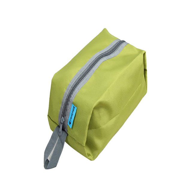 4 Colors Outdoor Waterproof Clothes Sports Bags Portable Travel Kits Zipper Storage Pouch Shoes Bags Camping