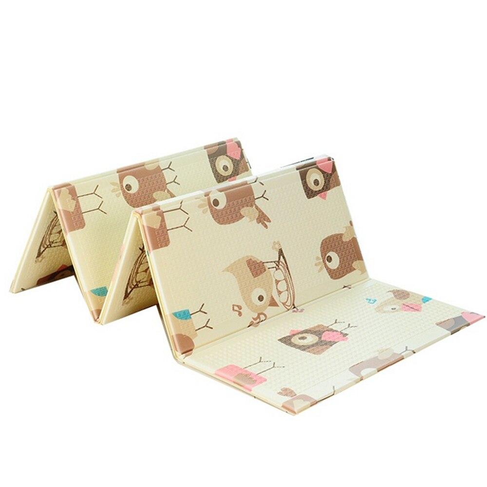 Pliable bébé tapis de jeu épaissi mousse infantile tapis bébé chambre Puzzle tapis enfant jouets éducatifs 150X200 CM - 2