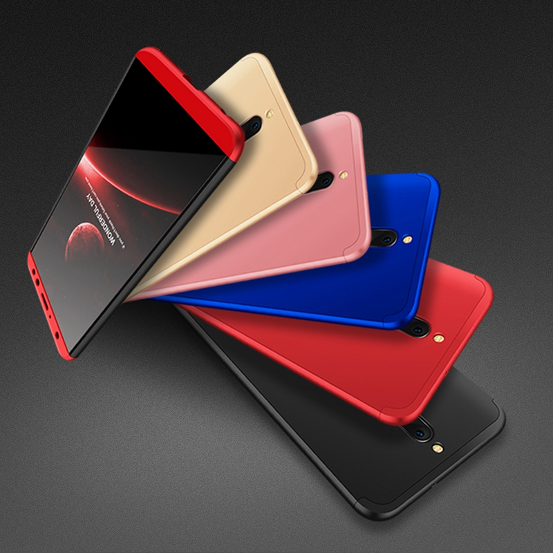 For Huawei Nova 2i Case Cover for Huawei Honor 9i Case 360 Protection Bumper Case for Huawei nova 2i Cover Back mate 10 Lite