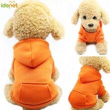 Fashion Cotton Dog Hoodies
