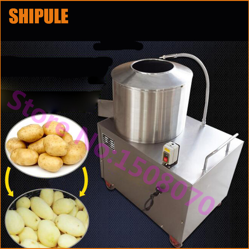 Us 8330 Shipule 2018 New Premium 150 220kgh Commercial Sweet Potato Peeling Machines Electric Potato Peeler Price In Food Processors From Home