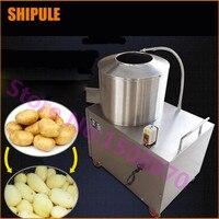 SHIPULE 2018 nova premium 150-220 kg/h comercial batata doce preço de máquinas de descascar descascador de batatas elétrica