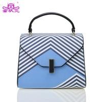 TZY Womans Bag 2017 New Messenger Bag Woman Leather Bolsos Mujer Shoulder HandBags Fashion Exempt Postage Designer Wholesale