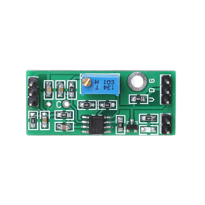 2019 LM393Chip Voltage Comparator Module Signal Adjustable High Low Level Dual Output2019 LM393Chip Voltage Comparator Module Signal Adjustable High Low Level Dual Output