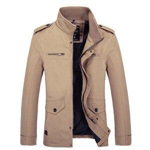 Image 3 - FGKKS marque de mode hommes vestes minces 2020 automne mâle haute qualité décontracté hommes couleur unie vestes manteaux