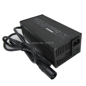 600W 72V 6A Lithium charger Ouput 84V 6A charger Used for 72V 20S ebike motorcycle battery e-scooter battery DHL Free shipping