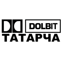 CS-799#11.3*30cm Tatarcha Dolbit funny car sticker vinyl decal silver/black for auto stickers styling decoration