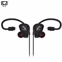 Brand New Original KZ ZS3 In Ear Earphone Stereo Running Sport Earphone 3 5mm Noise Cancelling