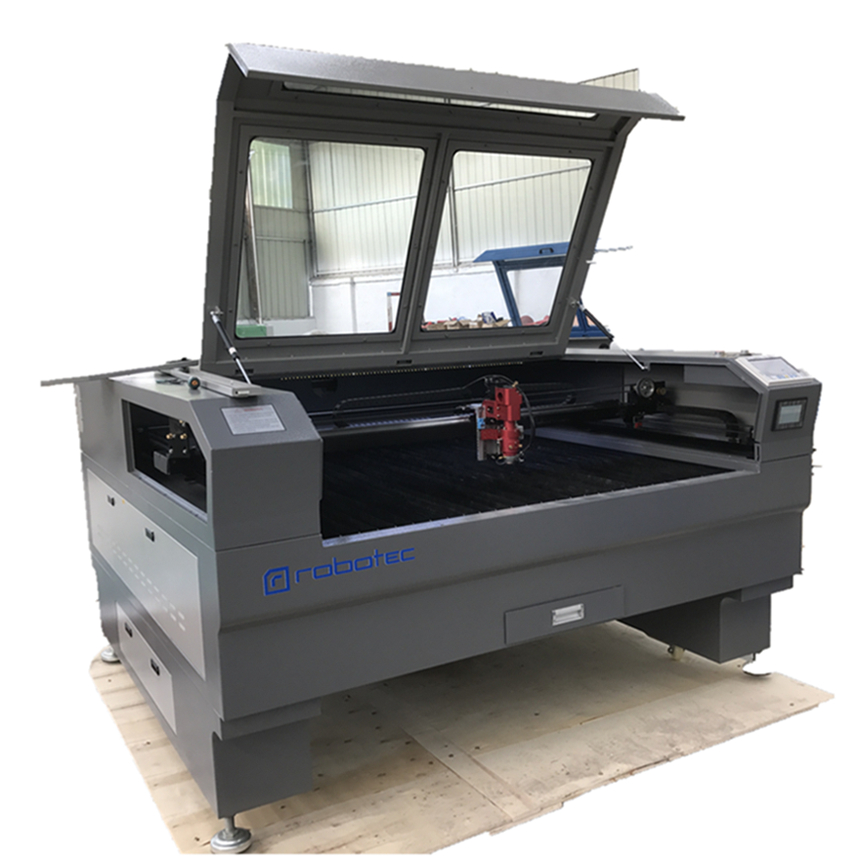 Co2 Laser Metal Cutting Machine For Stainless Steel Sheet 180w 280w Laser Cutting Machine Metal Laser Cutter With Big Power