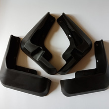 Free Shipping High Quality ABS Plastics Automobile Fender Mudguards Mud Flaps For 2018 Subaru XV