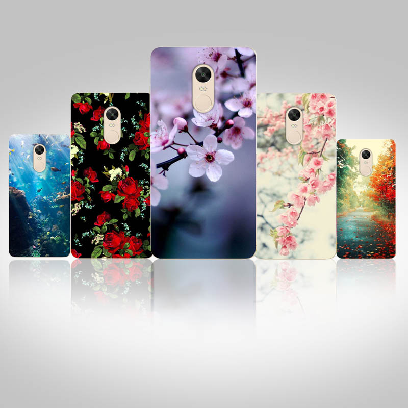 For Xiaomi Redmi Note 4 Case Colorful