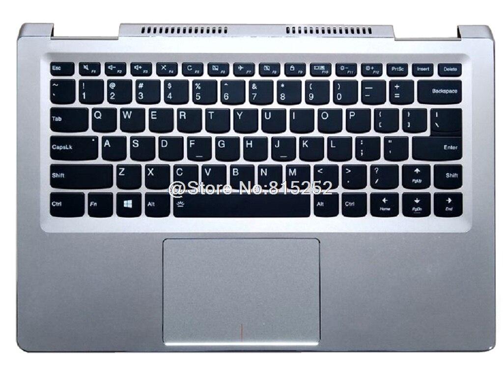 NEW US Keyboard Lenovo Yoga 710-15IKB 710-15ISK 710-14IKB 710-14ISK NO-BACKLIT