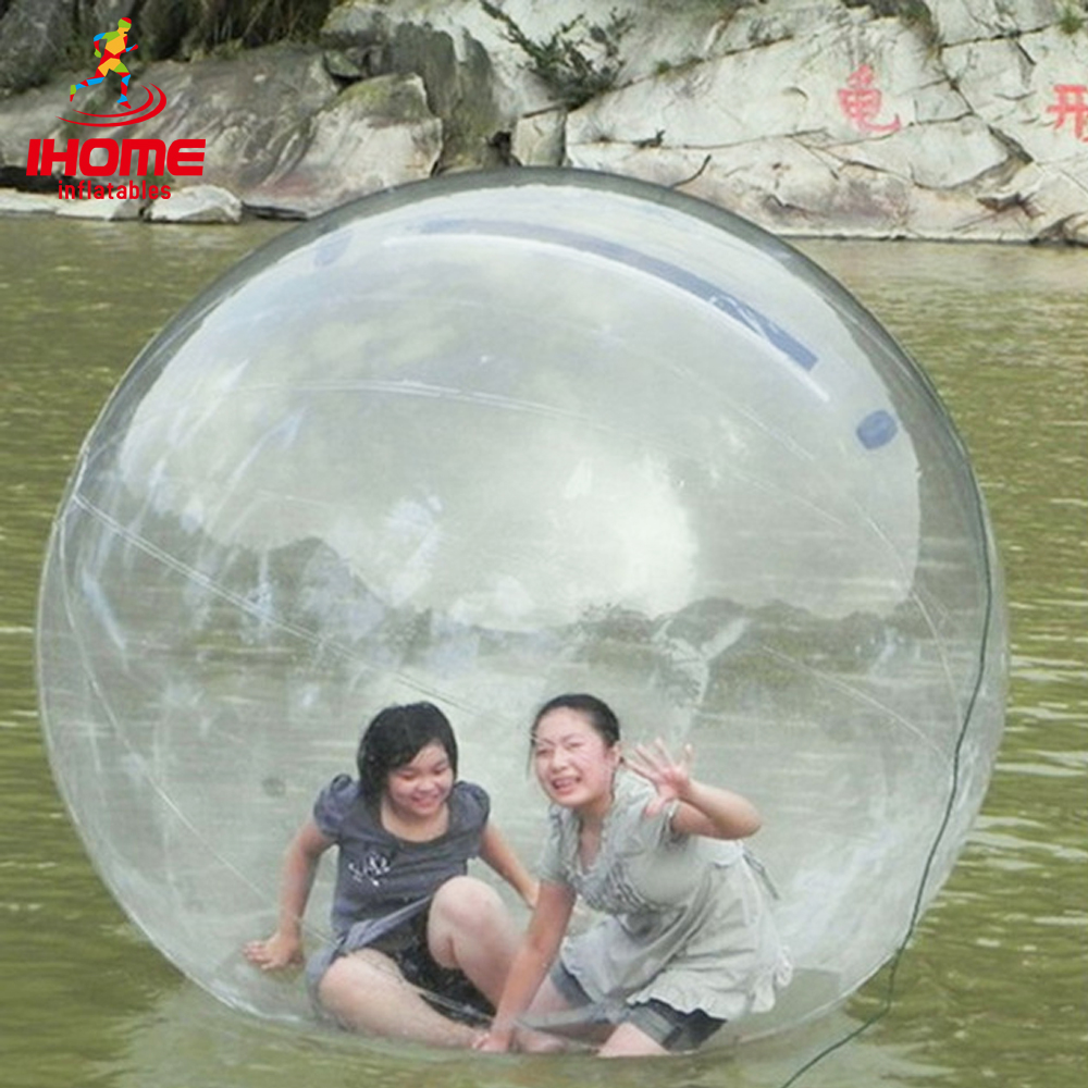 JIA INF 1.8m PVC Inflatable Water Walking Ball Waterballs Inflatable Toy Water Dance Ball