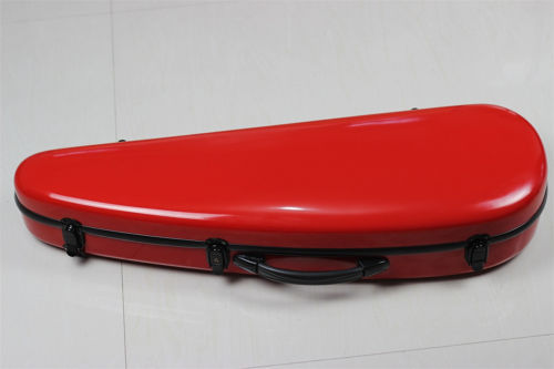 New fashion High quality violin fiddle 4/4 full size RED fiber glass case Bag with bow holders & straps штора для ванной комнаты magic lady сакура на фоне гор 180 х 200 см